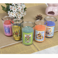 Factory Provide free Sample to Test High Quality Candle Health Candles