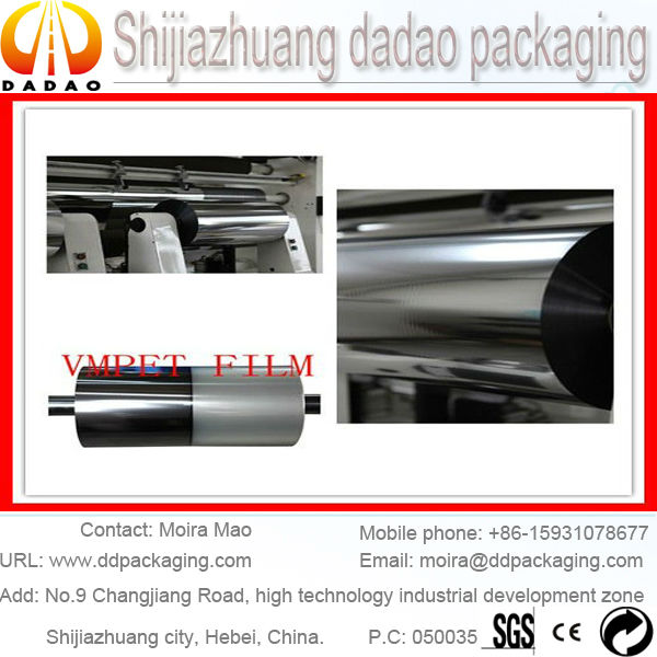 38 micron lamination cpp film with OPP for instand noodle
