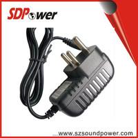 South Africa plug adapter 5V 2A 12v 1a 18V 1A 9V 2A 12V 1.5A