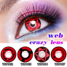 Multi color contact lenses for beauty doll eye contacts with wholesale price