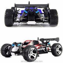 High Quality WLtoys A959 1 / 18 Scale 2.4G RC Racing Car with Anti - vibration System - EU PLUG