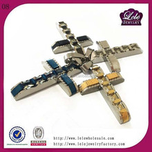 New product New design stainless steel Jewellery pendant necklaces celtic cross pendant