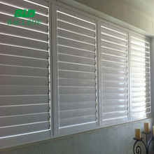 electric aluminum louver window shutters exterior