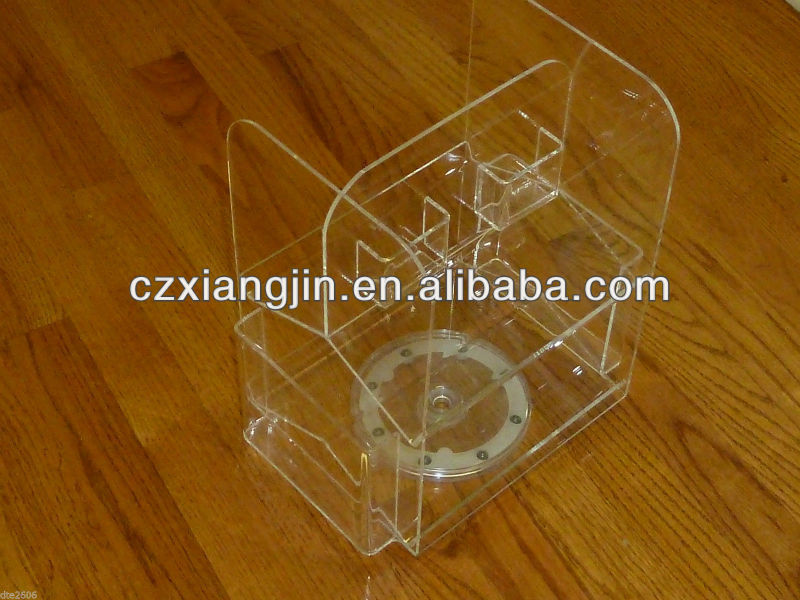 Details about Clear Acrylic Product Display Stands set of 3 risers Lg Clear Acrylic Product Display Stands set of 3 risers Lg