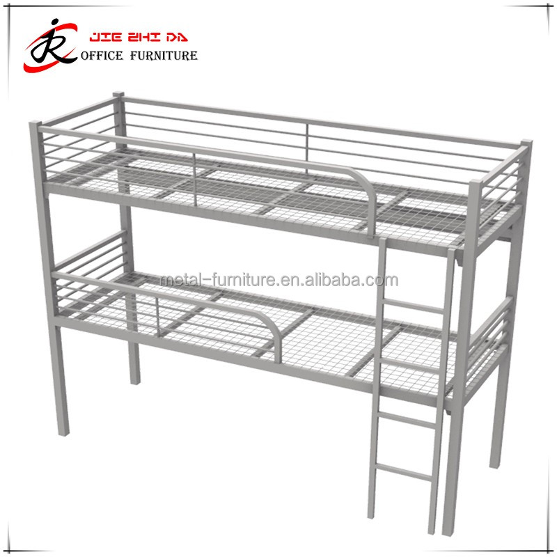 Home Furniture General Use Metal bunk bed / Bunk bed frame / Kids bunk bed