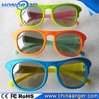 3d 4d 5d 6d 7d cinema 3d glasses/stylish polarized 3d glasses/3d good quality glasses
