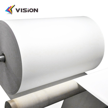 Jumbo roll 45gsm dye sublimation digital printing transfer paper for Textile fabric