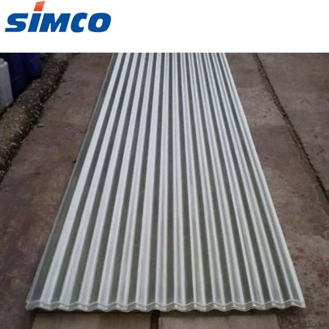 Factory Direct Sales All Kinds Of hot dip galvanized corrugated roofing steel sheet