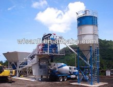 direct selling HZS25A concrete mixing station