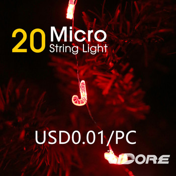 UL CSA CE LIDORE chritmas twinkle string rope led light snowflake