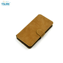 2015 New Design Universal Up and Down Slide Leather Case For Alcatel One Touch POP C5 with up down slide