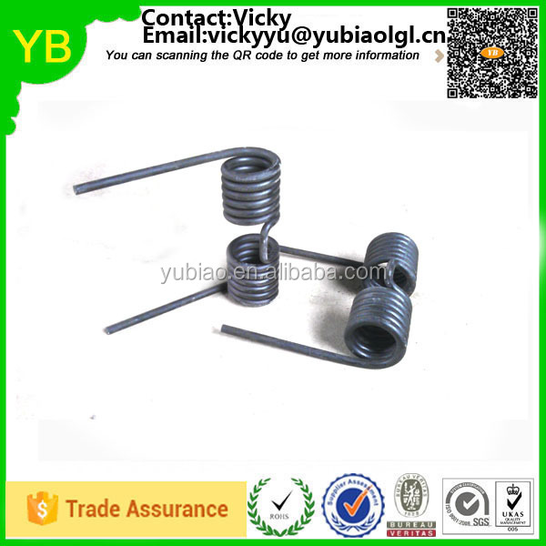 custom hardware tool stainless steel torsion spring