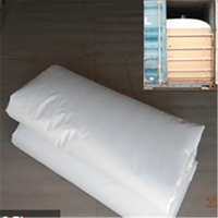 Disposable 24KL top loading and unloading flexitank / flexibag for transporting