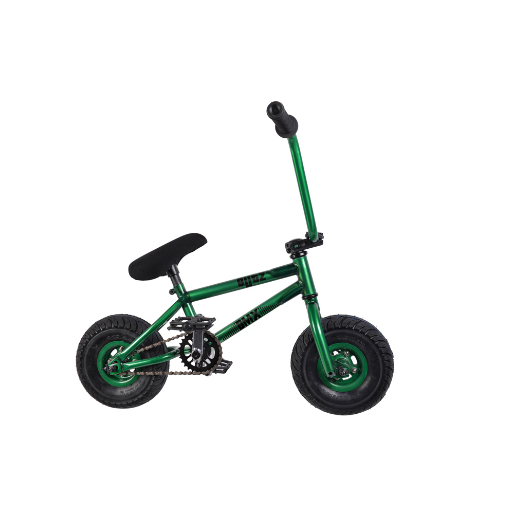 Short time delivery 10 inch aluminum frame chromol used bmx bike for sale
