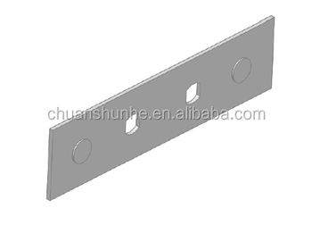 Spice Plate Hot dipped Galvanized Ladder Tray accessories
