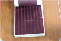 Fire Retardant velvet Fabrics &drapery for window curtain