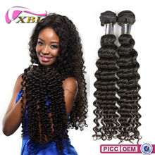 Factory Price beautiful high quality 7A grade thick bottom remy hair