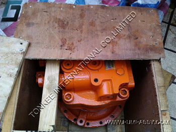 DOOSAN swing motor, DOOSAN swing motor assy, DOOSAN swing motor for DH220-9 S220-9