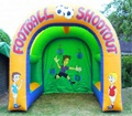 HOLA inflatable soccer game/inflatable sport for fun