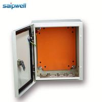 Waterproof electrical metal box covers