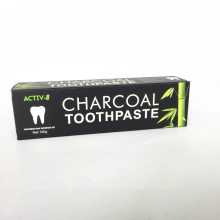 Organic Bamboo Active Charcoal Toothpaste, Highest quality ingredients, Natural Bamboo Charcoal
