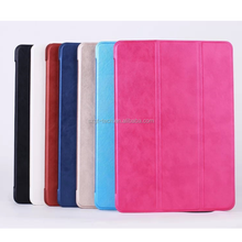 2017 alibaba best sellers For iPad Air 2 case Ultra Slim Magnetic Smart leather Case