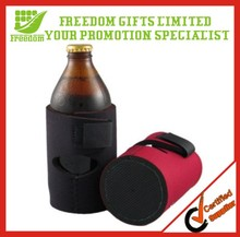 Promotional Logo Printed Neoprene Beer Can Cooler Holder