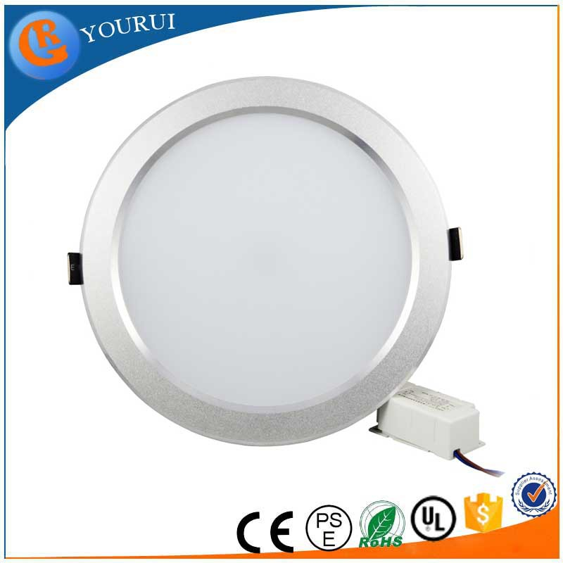 Factory sale cfl downlight epistar led downlight review 5W 12W 18W led gimbal downlight for shopping mall, office