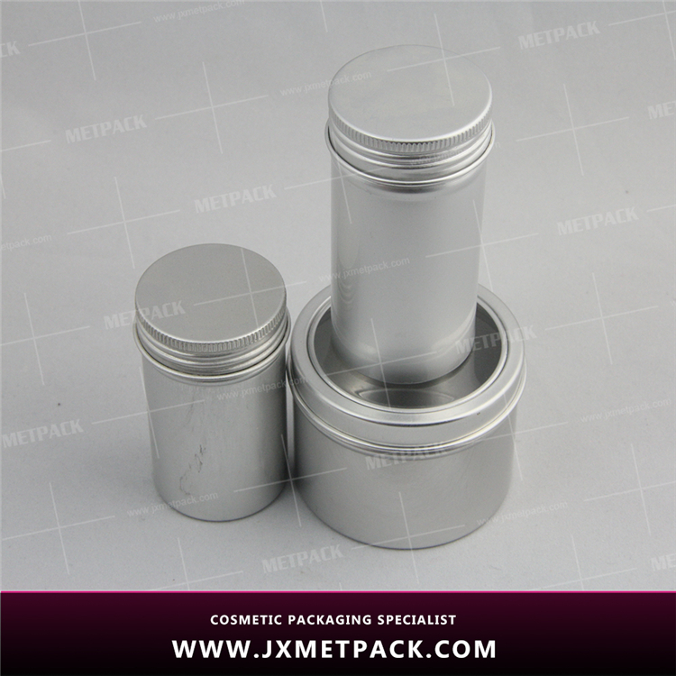 aluminum shampoo excellent leakage proof paint container