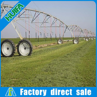 Agricultural Center Pivot Irrigation