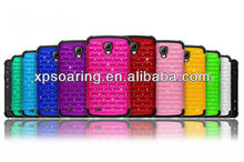 Shockproof diamond case cover for Samsung Galaxy S4 Active i9295