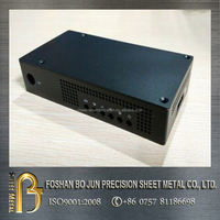 2015 new custom products of metal enclosures for electronics manufacture