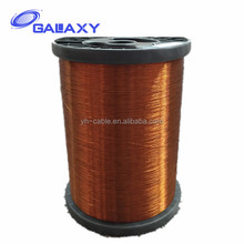 High resistance to heat shock Diameter 0.12mm 3.00mm Magnet Enameled aluminum flat wire