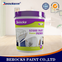 Exterior rough texture paint/texture paint for exterior wall stone paint