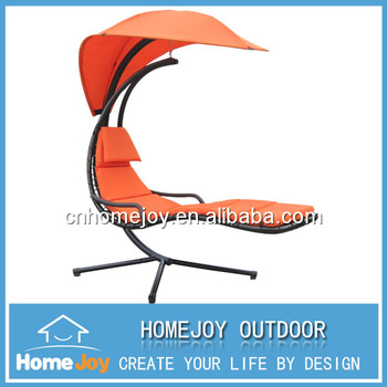 Outdoor swing chair hammock with canopy