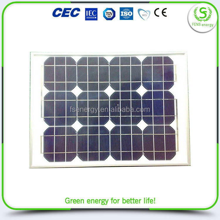 China supplier hot selling round solar panel 100w