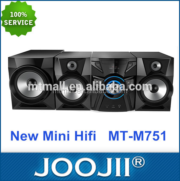bluetooth home theatre system compatible with multi-media