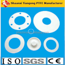 100% virgin high quality customerize PTFE seal gasket flat o-ring