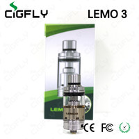 Brand new appearence lemo drop atomizer special function airflow control lemo 3 atomizer