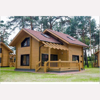 hot selling two story house plans prefab houses wooden house design