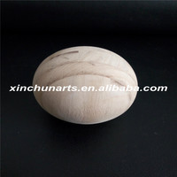 Polished wooden balls,carved wooden ball,round wood ball