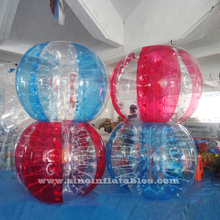 Kids N adults inflatable bubble football balls from China bubble soccer balls factory