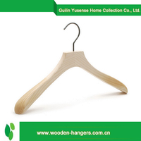 2014 New Style trouser or skirt wooden hanger