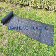 High quality PP woven weed mat ground cover fabric with UV treatment