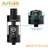 In Stock !!! 2016 Smoktech New Products TF-RTA G2 G4 Rebuildable Atomizer Authentic Smok TF RTA G2