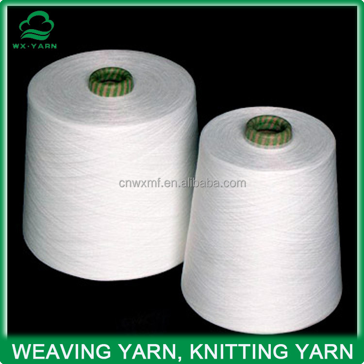 chinese good quality 100% combed cotton yarn for knitting