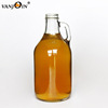 /product-detail/500ml-1000ml-glass-bottle-1-liter-clear-cold-brew-beverage-kombucha-growler-with-customized-logo-label-handle-60758925346.html