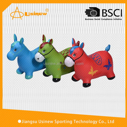 Different styles competitive price yoga horse ball wholesale