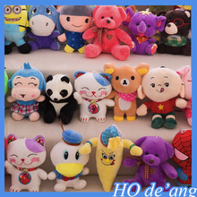 China Wholesale custom made plush toy plush stuffed toys for 2017 new products