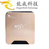 android tv box set top box videos mxv plus Newest MXV+ full hd 1080p video s905 mxv plus android mini pc tv box